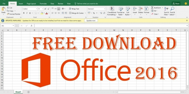 Free Download Microsoft Office 2016 Torrent